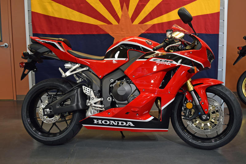 2018 Honda Cbr 600rr Ridenow Chandler Euro