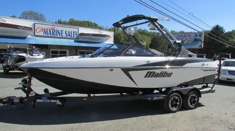 2018 Malibu Boats 22 VLX | Chessie Marine