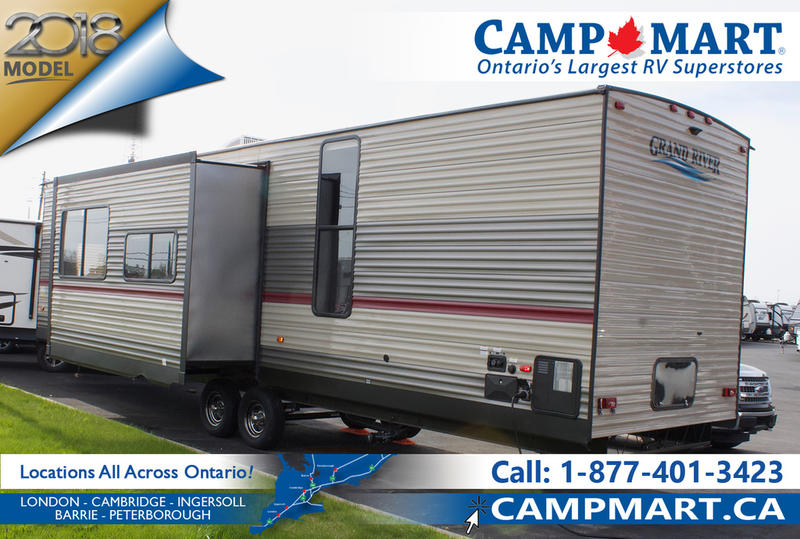 2018 Grand River RV 39RESE-BH | Camp Mart