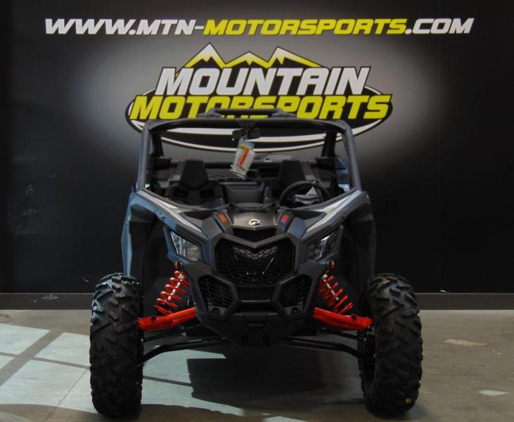 2020 Can Am Maverick X3 Turbo Hyper Silver Can Am Red