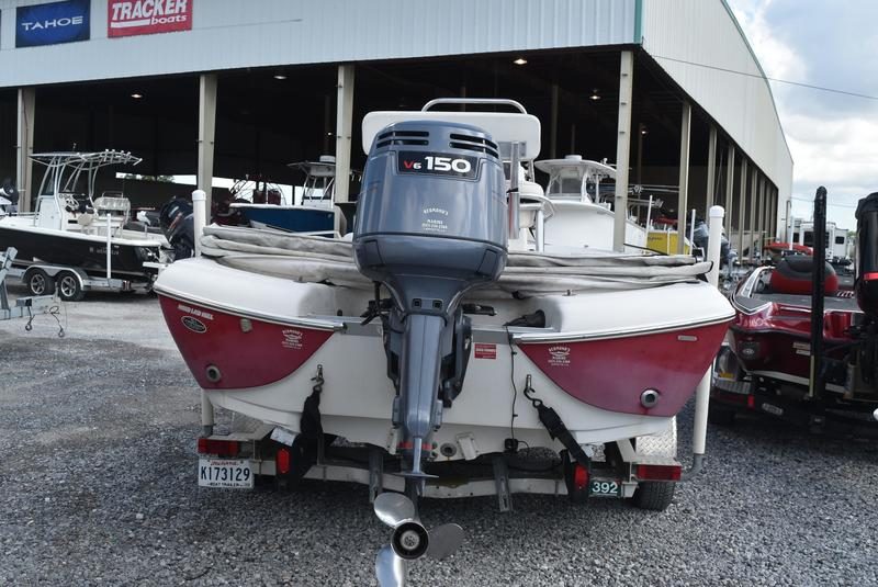 Used  2005 NauticStar 1900 Nautic Bay Bay Boat in Marrero, Louisiana