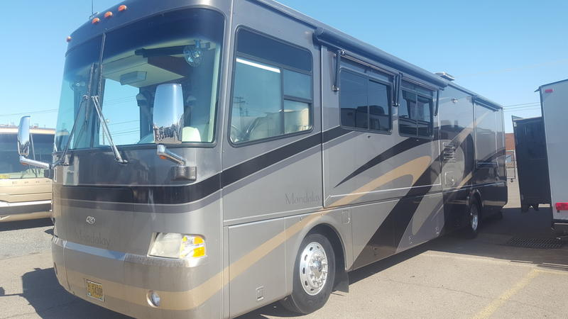 2004 THOR Mandalay 38A CA840 | RV Outlet Mandalay Rv Keyless Entry Wiring Diagram on