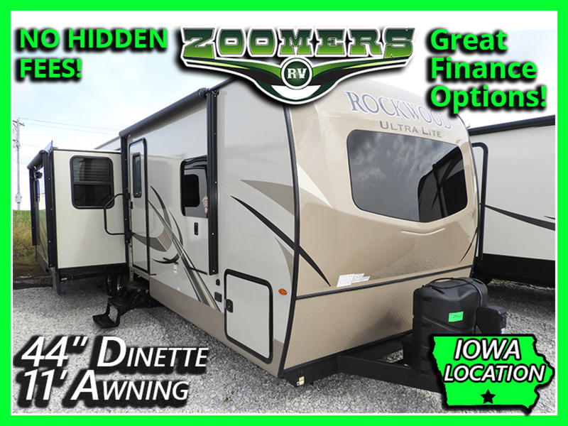 2019 Forest River Rockwood Ultra Lite 2906WS Stock: LM1126