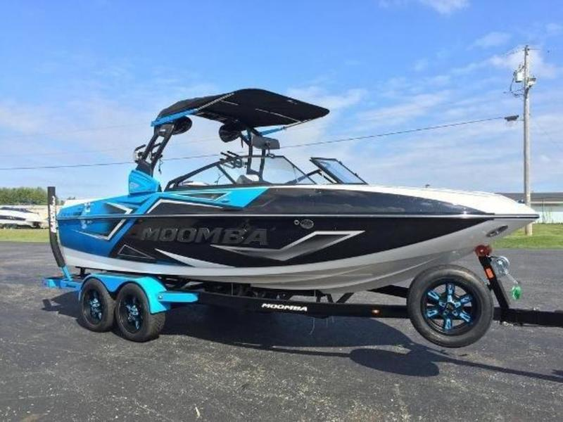 For Sale: 2019 Moomba Craz Pro Demo ft<br/>Bay Marine