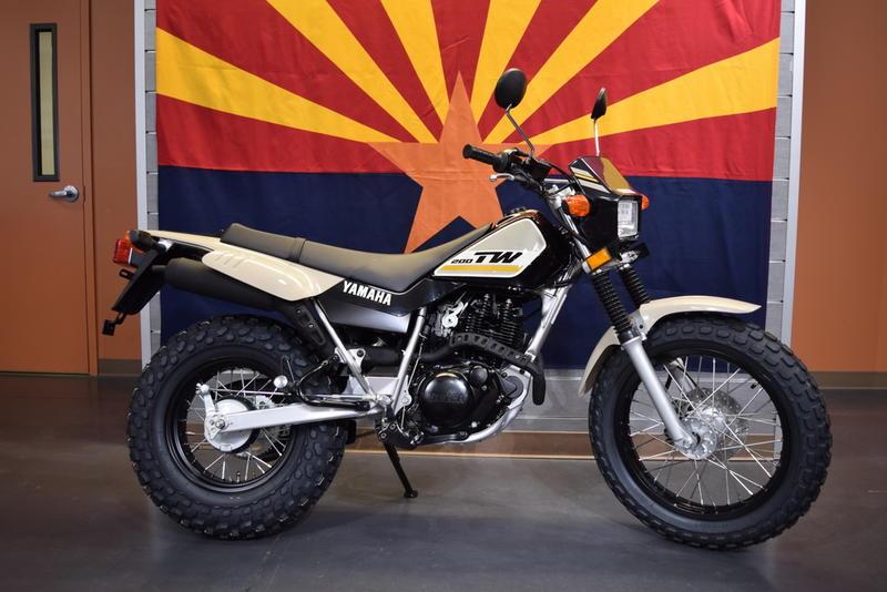 2018 Yamaha TW200 | RideNow Chandler / Euro