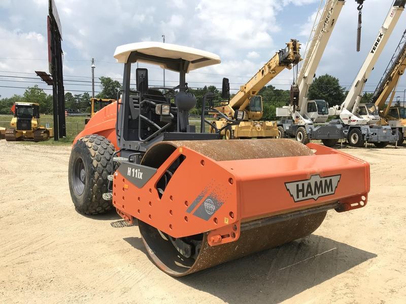 2015 HAMM H111X Drum / Roller Compactor