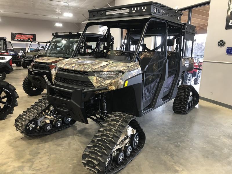 2019 Polaris® Ranger Crew® XP 1000 EPS Premium Polaris