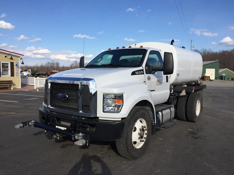 NEW 2017 FORD F750 WATER TRUCK #529045