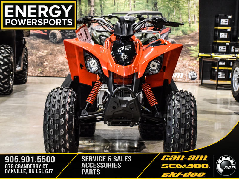 2019 Can-Am ATV DS 90™ | 8 of 15