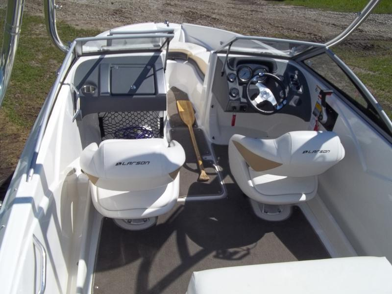 2012 Larson boat for sale, model of the boat is LX850 CLASSIC & Image # 7 of 10