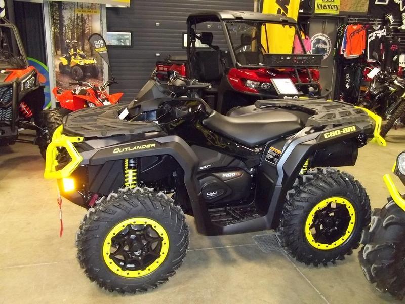 2020 Can-Am ATV Outlander™ XT-P™ 1000R   4 of 4