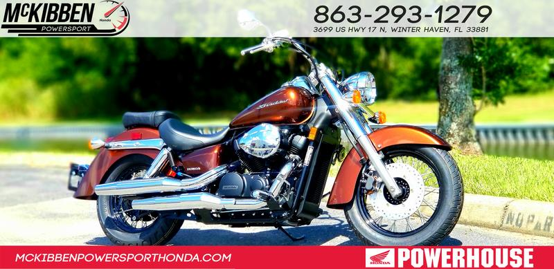 2019 Honda Shadow Aero Mckibben Powersport Honda