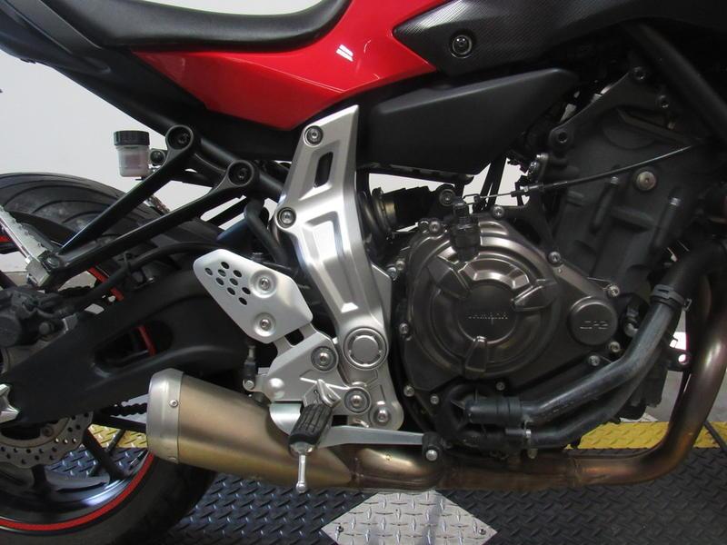 2015 Yamaha FZ-07 2