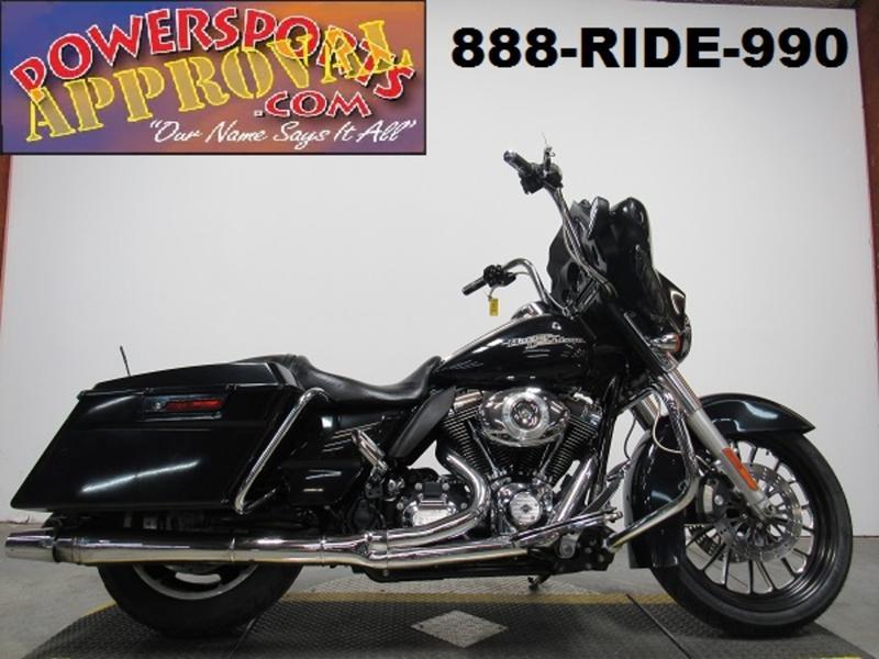 2013 Harley-Davidson FLHX - Street Glide 1