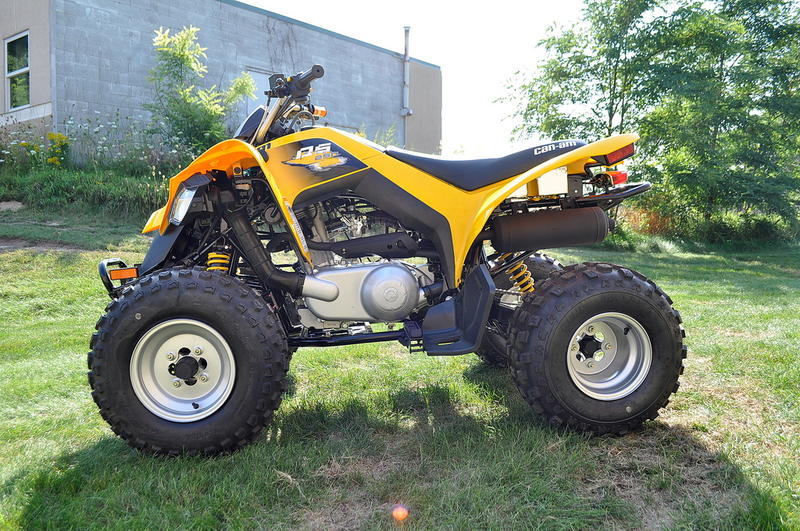 2018 Can-Am™ DS 250 2