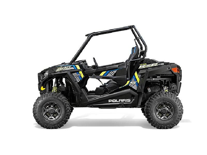 2017 Polaris RZR-S-900-EPS-Black-Pearl