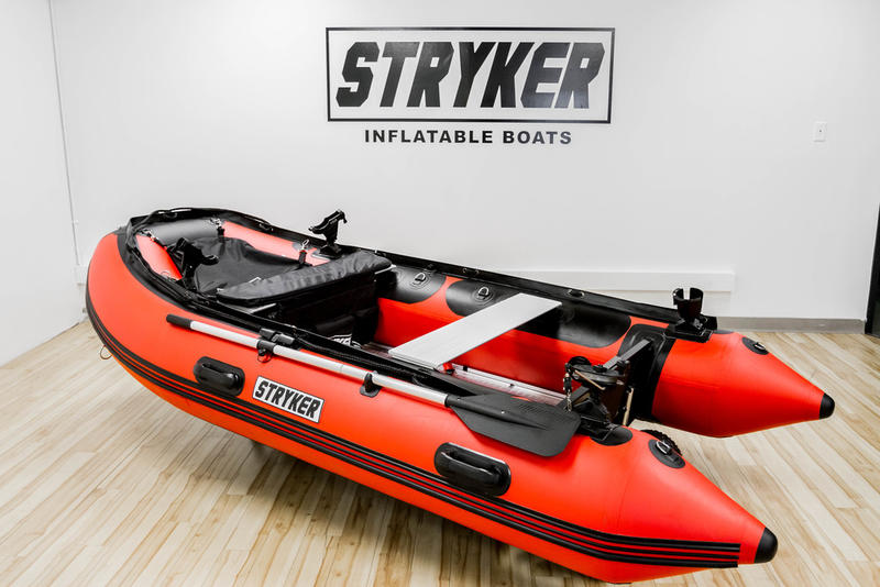 For Sale: 2018 Stryker Ranger Lx 360 (11' 8&quot;) ft<br/>Alberta Marine