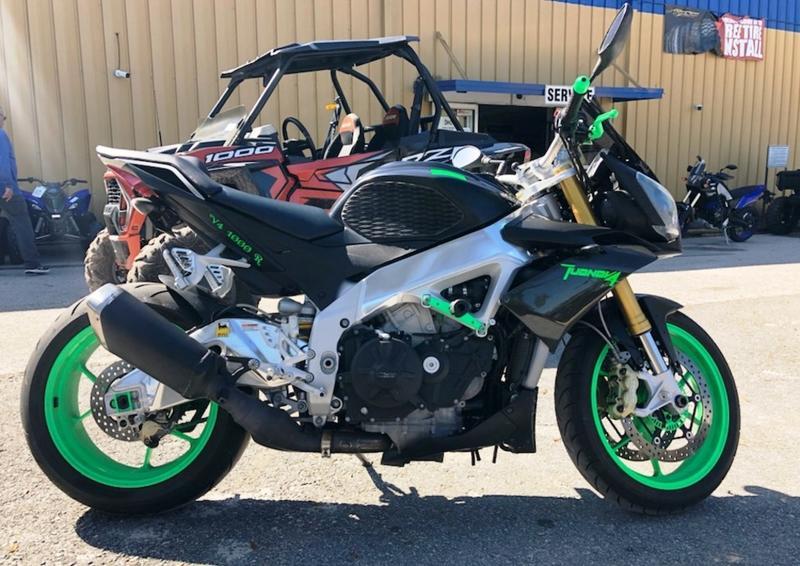 2013 Aprilia® Tuono V4 R APRC | RideNow Ocala