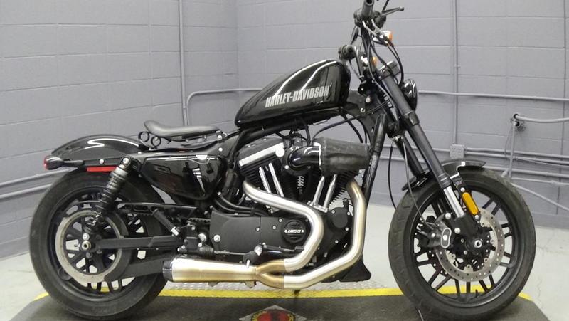 2016 Harley Davidson Xl1200cx Roadster Big Sky Harley Davidson