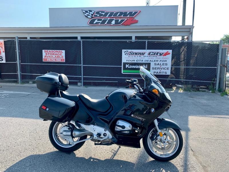 2005 BMW R1150RT For Sale By Snow City Cycle Marine