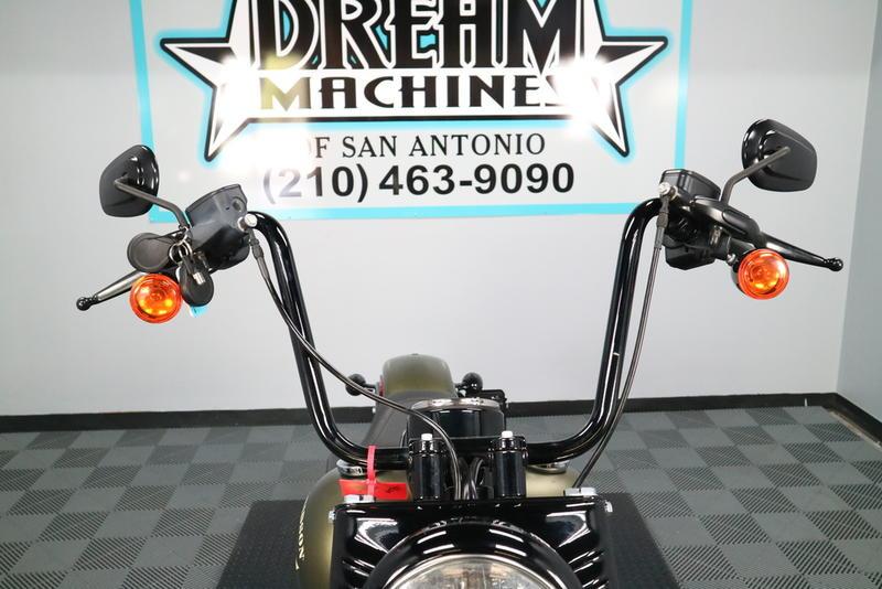 2017 Harley-Davidson® FLSS - Softail® Slim® S | Dream