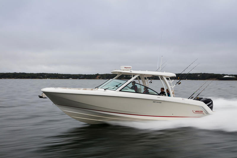 2020 Boston Whaler boat for sale, model of the boat is 320 Vantage & Image # 1 of 1