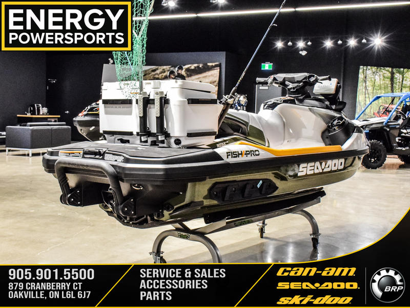 2019 Sea Doo PWC boat for sale, model of the boat is Fish Pro™ IBR & Sound System & Image # 5 of 17