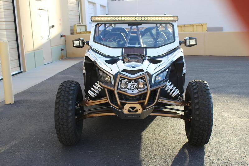 2019 CAN-AM RNP CUSTOMS Maverick™ X3 MAX X™ rs Turbo R