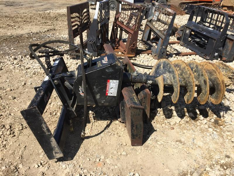 USEDMCMILLENC1920R256AUGERAUGER #540247