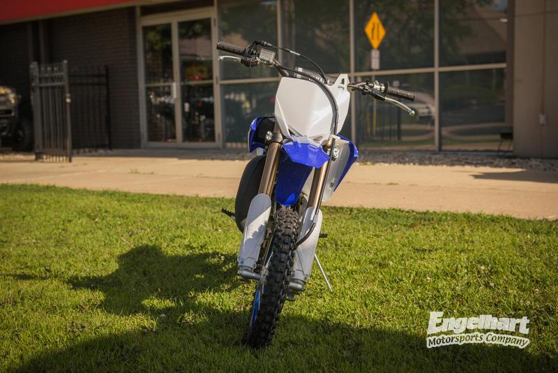 2018 Yamaha YZ65 3