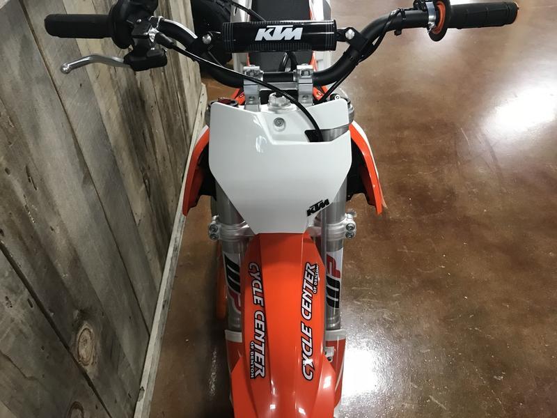 2018 KTM 50 SX   Cycle Center of Denton