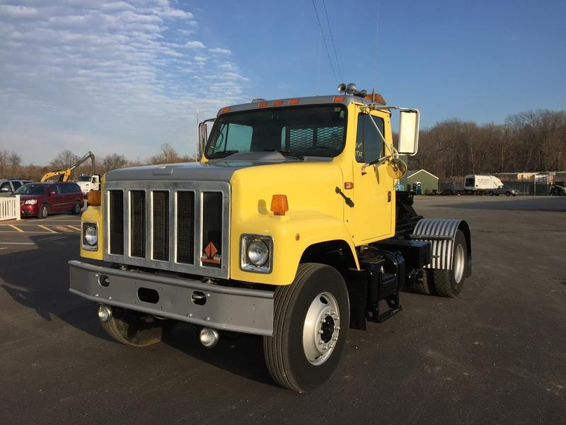 USED 1991 INTERNATIONAL 2574 DAYCAB TRUCK #525267
