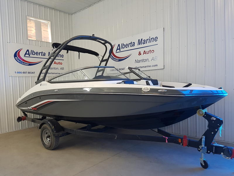 For Sale: 2019 Yamaha Ar195 ft<br/>Alberta Marine