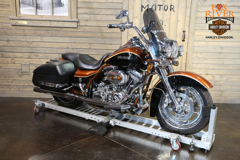 Excellent 2008 Harley Davidson Flhrse4 Road King Screamin Eagle Alphanode Cool Chair Designs And Ideas Alphanodeonline