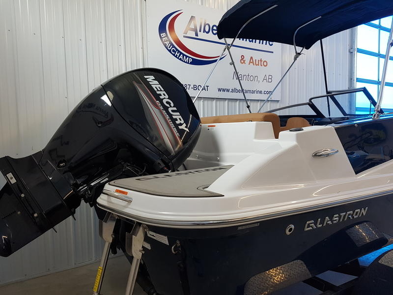 2017 Glastron boat for sale, model of the boat is GT 200 & Image # 7 of 7