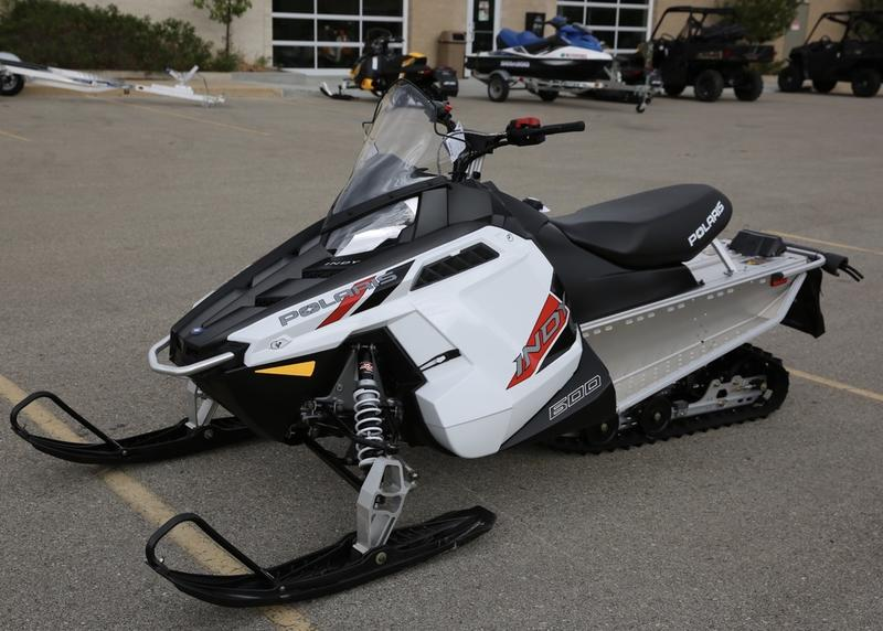 2018 Polaris 600 INDY for sale 73808
