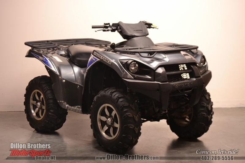 2012 Kawasaki Brute Force 750 4x4i Eps Dillon Brothers