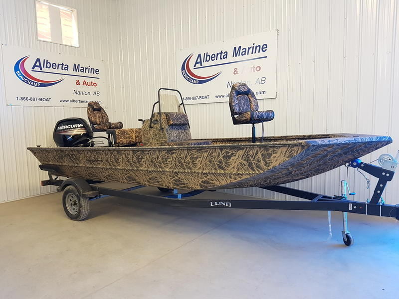 2019 LUND 1870 PREDATOR CC for sale