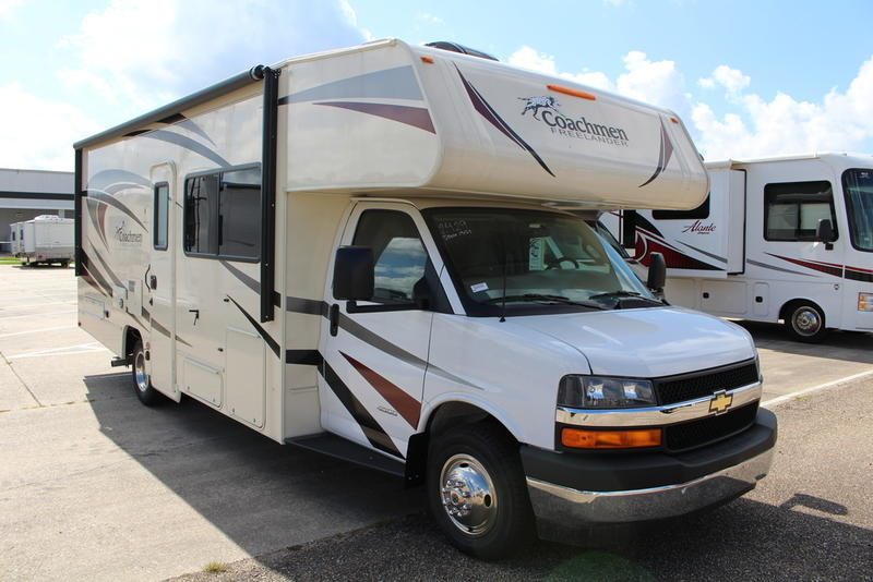 New  2019 Coachmen Freelander Chevy 26DS Class C in Baton Rouge,