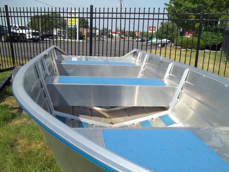 2018 Marlon boat for sale, model of the boat is ALUMINUM & Image # 4 of 6