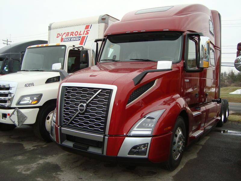 2021 Volvo Trucks VNL 860 RV520 | Beam Mack Sales & Service