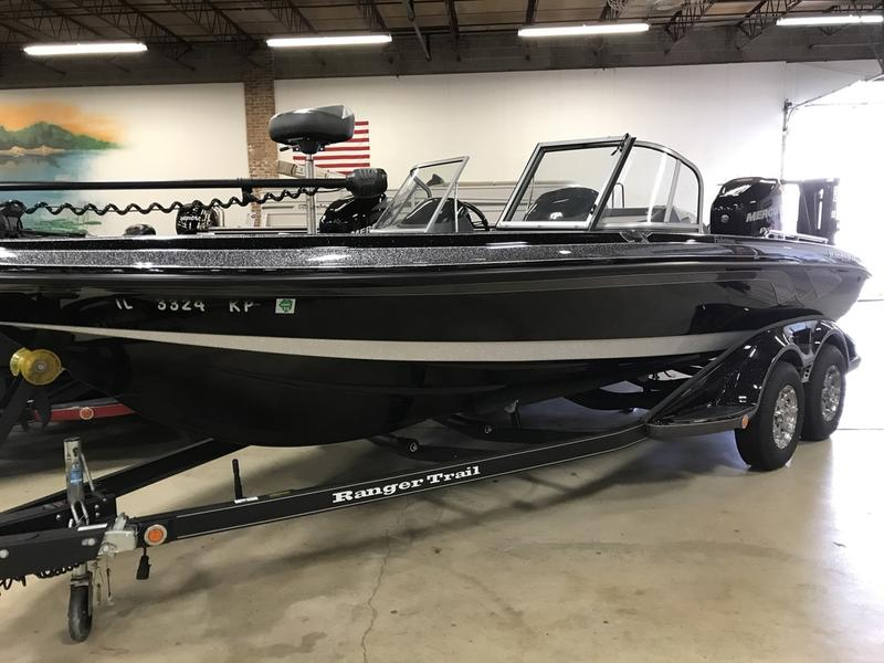 2013 Ranger Boats Fisherman 620VS | Bedford Sales