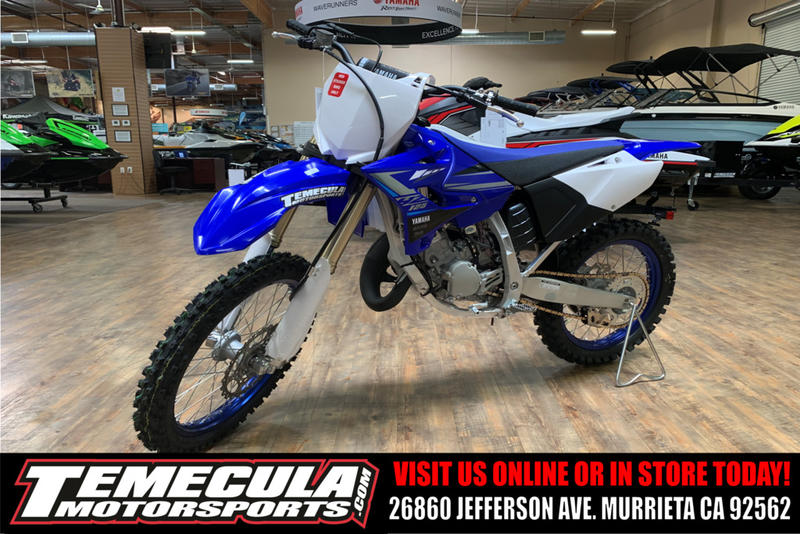 2020 Yamaha YZ125 Stock: Y041967 | Temecula Motorsports
