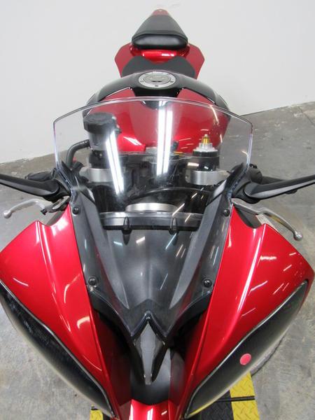 2011 Yamaha R6 4