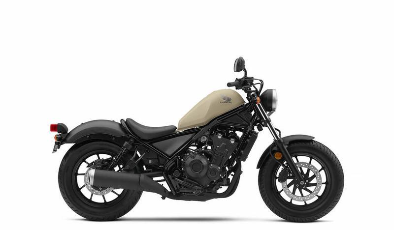 2019 Honda® Rebel 500 ABS