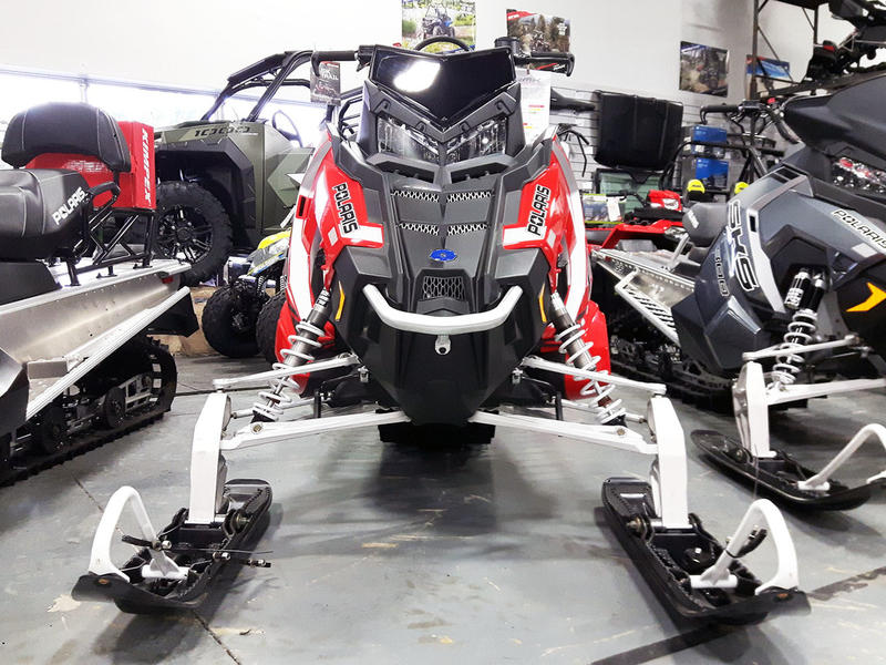 2018 Polaris® PRO-RMK® 800 Cleanfire® 163 Electric 2 6