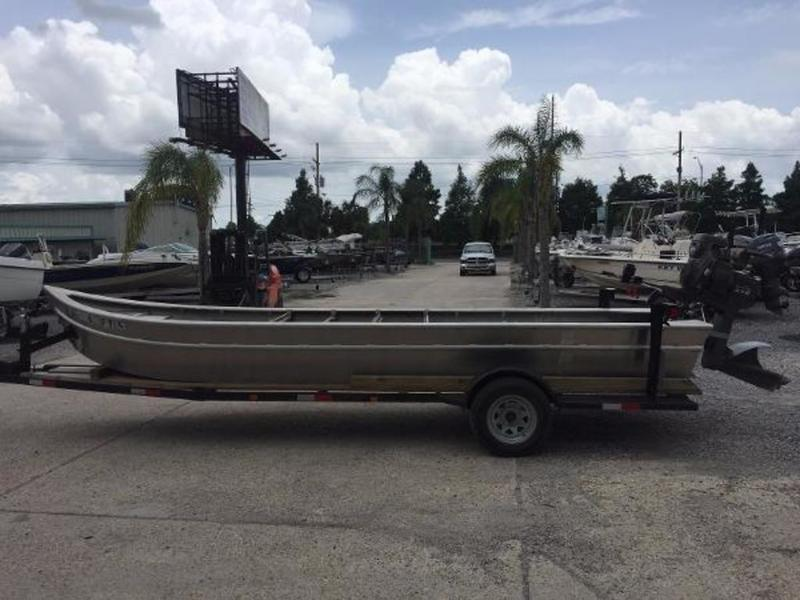 New 2011 Custom Crawfish Skiff Skiff in Marrero, Louisiana