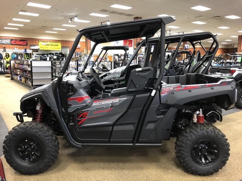 2019 Yamaha Wolverine X2 R Spec Se Ridenow Tucson East