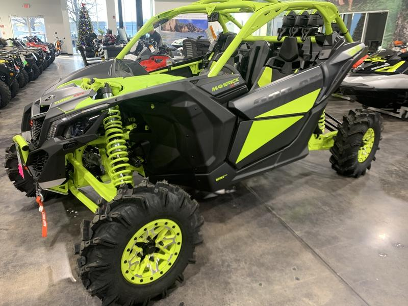 2020 Can Am Maverick X3 X Mr Turbo Rr Mountain