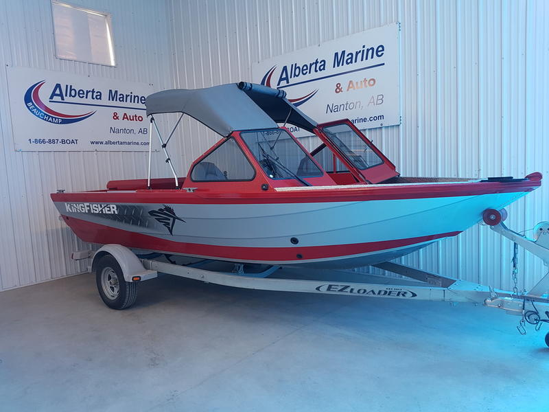 For Sale: 2018 Kingfisher 1875 Falcon ft<br/>Alberta Marine